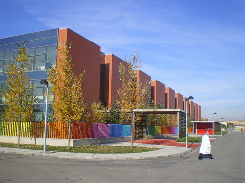 Hospital Universitario Río Hortega de Valladolid.