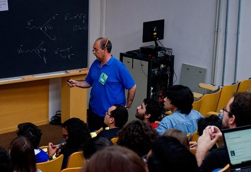 School on Dark Matter and Neutrino Detection/ICTP-SAIFR