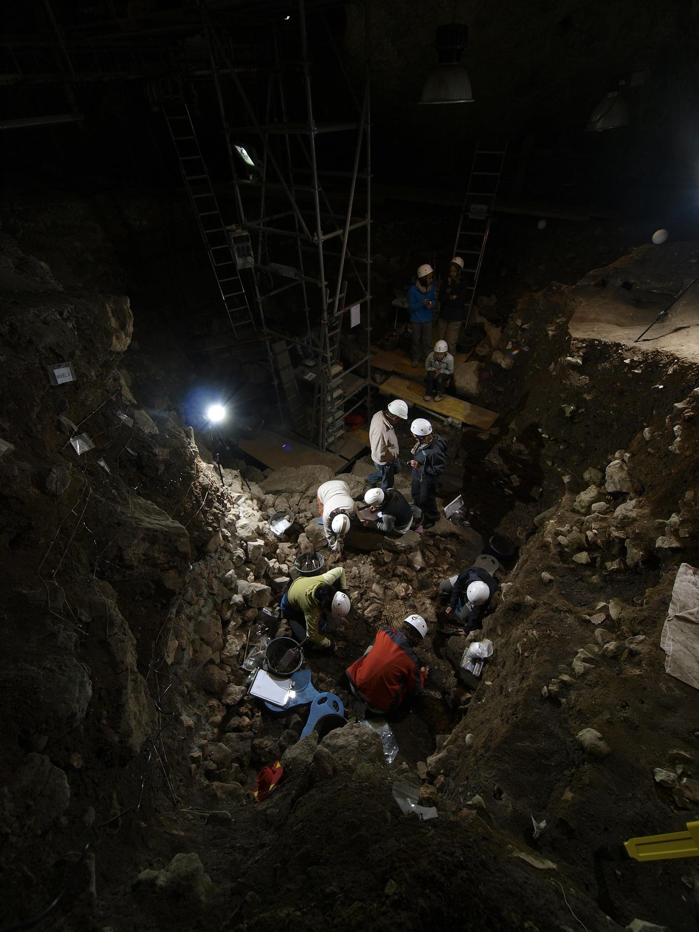 El Portalón, Atapuerca