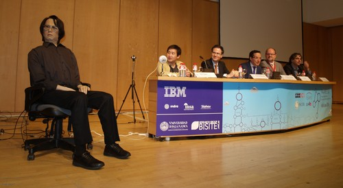 Congreso de inteligencia artificial.