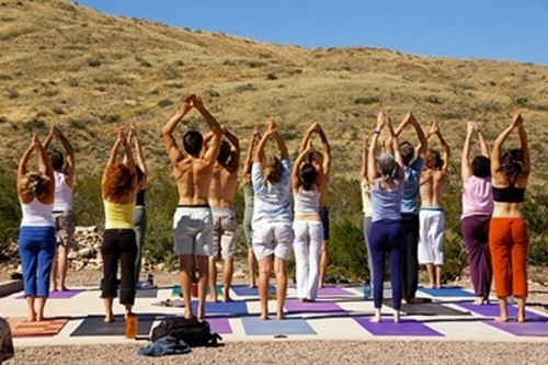Yoga/Diamond Mountain