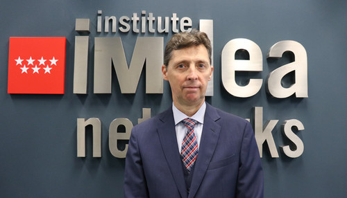 Arturo Azcorra, director of IMDEA Networks