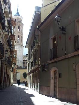La calle castelar y el puente de isabel la cat lica sedes for Calle castelar