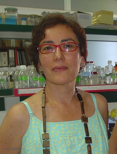 Martha Trujillo, profesora del Departamento de Microbiología y Genética de la Universidad de Salamanca. - 36278_med