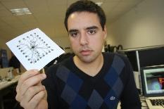 Hugo Miranda, estudante de Engenharia Electrónica e Telecomunicações. - 37478