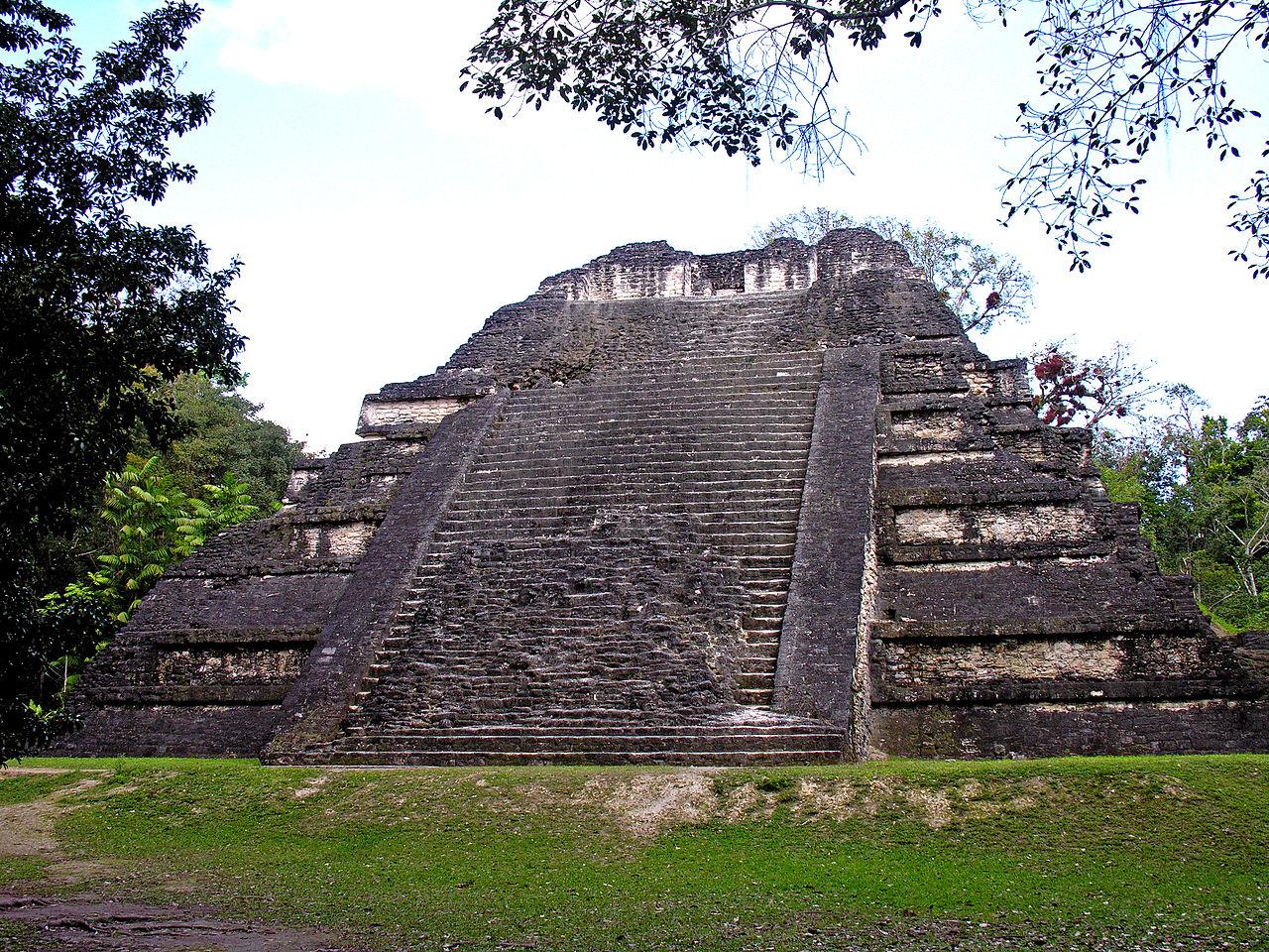 Resuelto El Misterio De Tikal Una De Las Mayores Capitales